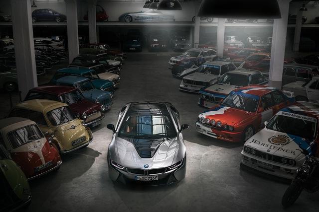 BMW i8: Xe thể thao chạy điện thành công nhất toàn cầu chính thức nói lời chia tay - Ảnh 1.