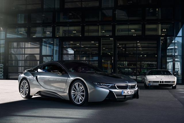 BMW i8: Xe thể thao chạy điện thành công nhất toàn cầu chính thức nói lời chia tay - Ảnh 3.