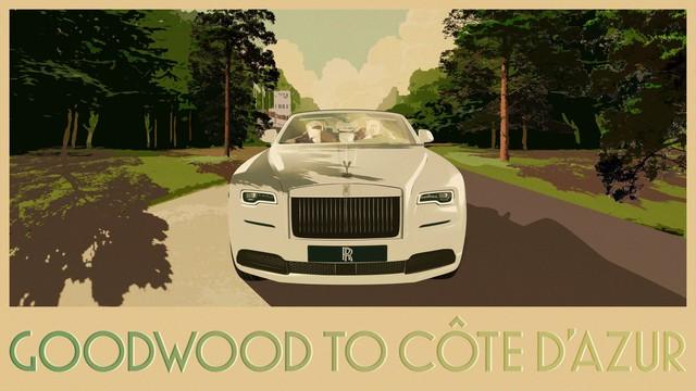 Siêu phẩm mui trần Rolls-Royce Dawn Silver Bullet chào hàng đại gia, hứa hẹn chuyến đi kỳ thú nếu mua xe - Ảnh 6.