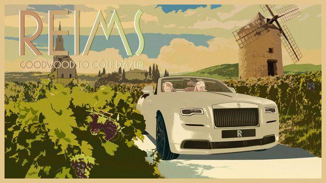 Siêu phẩm mui trần Rolls-Royce Dawn Silver Bullet chào hàng đại gia, hứa hẹn chuyến đi kỳ thú nếu mua xe - Ảnh 5.
