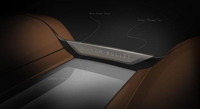 Siêu phẩm mui trần Rolls-Royce Dawn Silver Bullet chào hàng đại gia, hứa hẹn chuyến đi kỳ thú nếu mua xe - Ảnh 4.