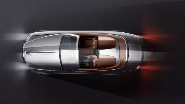 Siêu phẩm mui trần Rolls-Royce Dawn Silver Bullet chào hàng đại gia, hứa hẹn chuyến đi kỳ thú nếu mua xe - Ảnh 2.