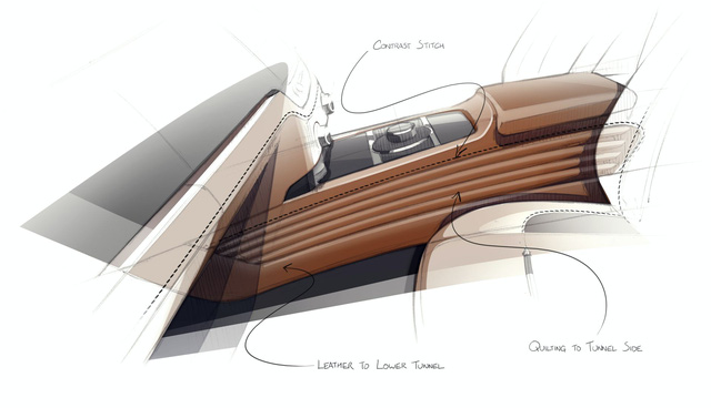 Siêu phẩm mui trần Rolls-Royce Dawn Silver Bullet chào hàng đại gia, hứa hẹn chuyến đi kỳ thú nếu mua xe - Ảnh 3.