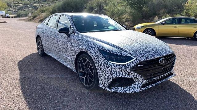 Hyundai Elantra hoàn toàn mới bỏ bản Sport, lộ thêm bản hiệu suất cao - Ảnh 3.