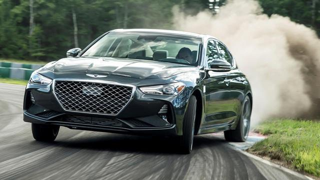 Xe sang Hàn Quốc bứt phá ngoạn mục: Genesis sở hữu nguyên dàn xe đạt danh hiệu an toàn nhất