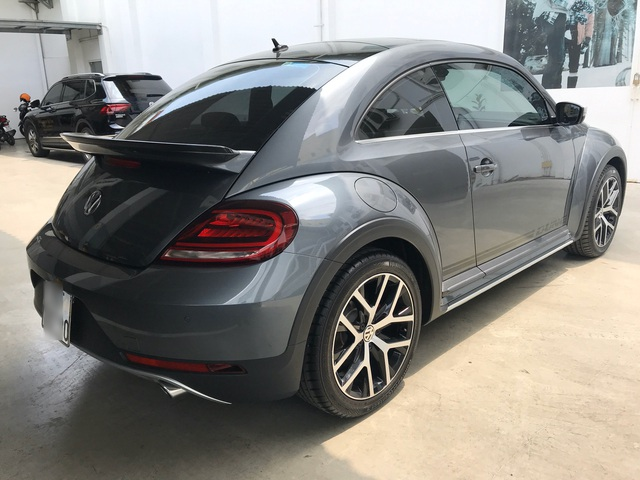 2 năm tuổi, hàng hiếm Volkswagen Beetle Dune vẫn có giá đắt ngang Mazda CX-8 mua mới - Ảnh 3.