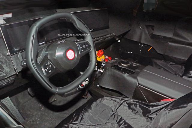 BMW iNext - Xe đầu tiên không bị chê về tản nhiệt khổng lồ  - Ảnh 4.