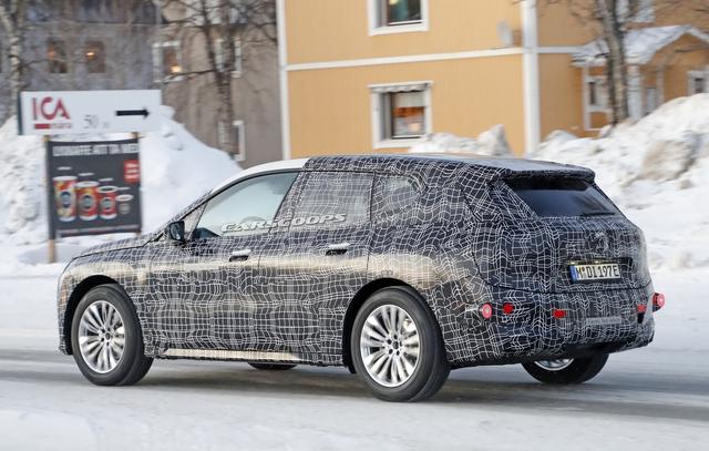 BMW iNext - Xe đầu tiên không bị chê về tản nhiệt khổng lồ  - Ảnh 2.