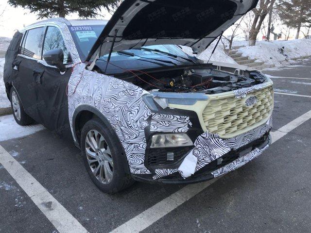 Lộ diện Ford Everest thế hệ mới: Lột xác ngỡ ngàng, tiệm cận xe sang, đe doạ Toyota Fortuner - Ảnh 2.