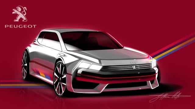 Phiên bản mới quá thành công, Peugeot 208 bước lên tầm hiệu suất cao - Ảnh 1.