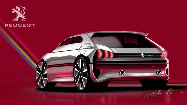 Phiên bản mới quá thành công, Peugeot 208 bước lên tầm hiệu suất cao - Ảnh 2.
