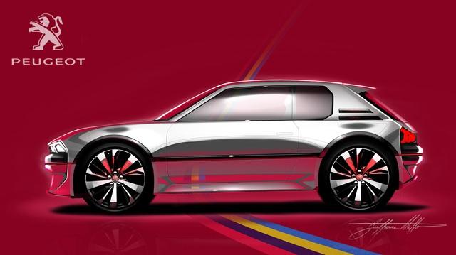 Phiên bản mới quá thành công, Peugeot 208 bước lên tầm hiệu suất cao