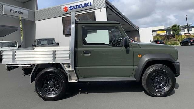 Đây là Suzuki Jimny phiên bản bán tải, dự kiến cực hot nếu được bán ra - Ảnh 1.