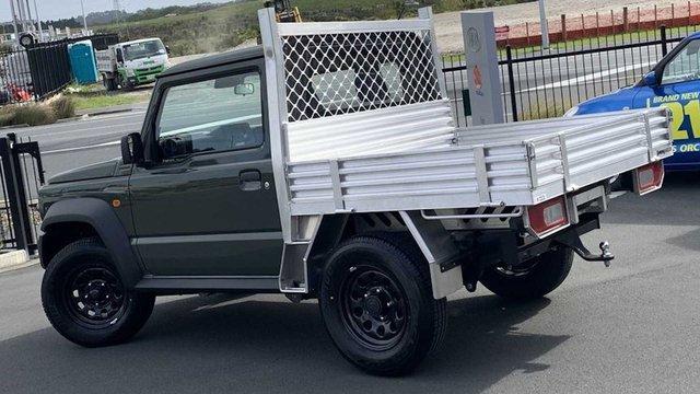 Đây là Suzuki Jimny phiên bản bán tải, dự kiến cực hot nếu được bán ra - Ảnh 2.