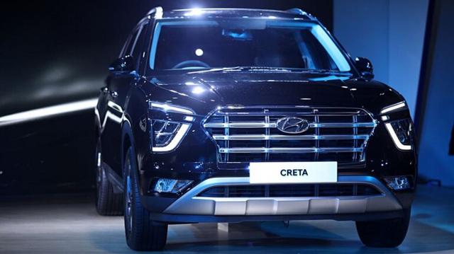 Xe 'chết yểu' tại Việt Nam Hyundai Creta ra mắt thế hệ mới đẹp như Palisade