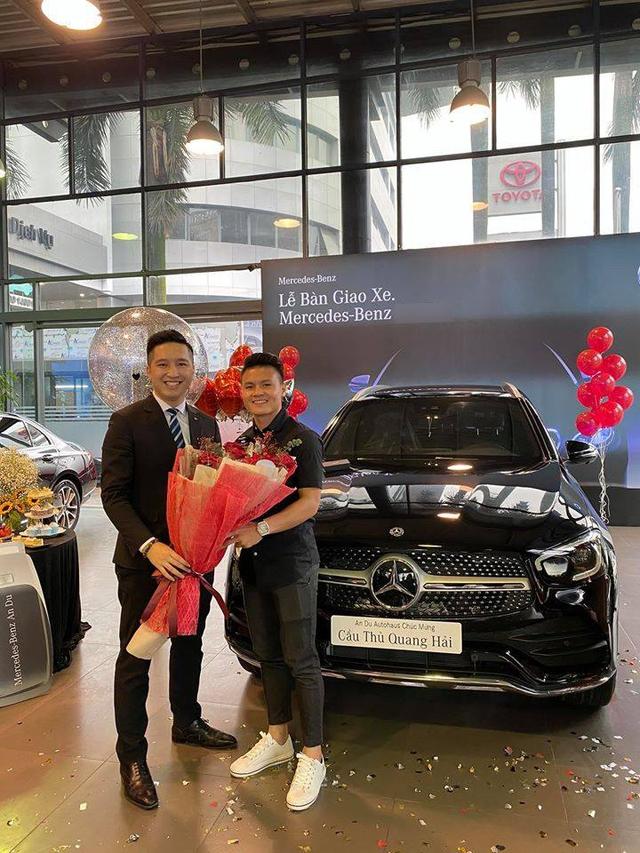 Chất chơi như Quang Hải: Đợi bằng được Mercedes-Benz GLC 300 lắp ráp vừa mới ra mắt để tậu cho riêng mình - Ảnh 1.
