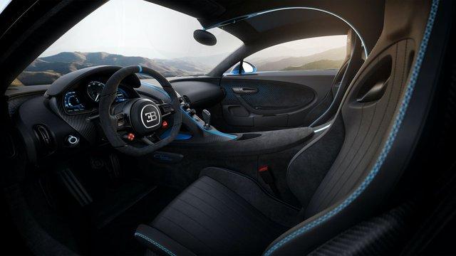Ra mắt xe thời Covid-19: Dàn lãnh đạo Bugatti chào hàng siêu phẩm Chiron Pur Sport mới - Ảnh 4.