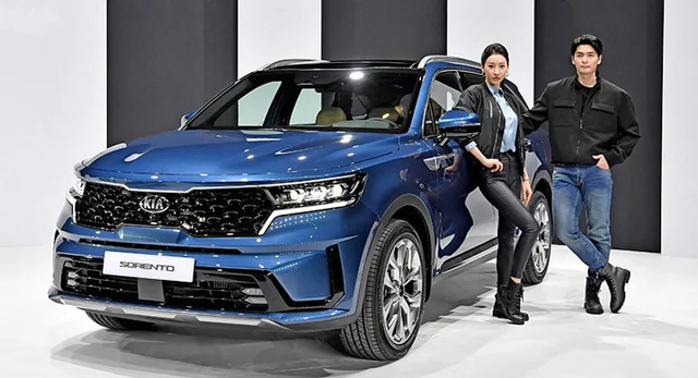 Ra mắt Kia Sorento 2020: Đẹp đúng chất xe Hàn, nhiều công nghệ, dự kiến về Việt Nam trong năm nay - Ảnh 2.