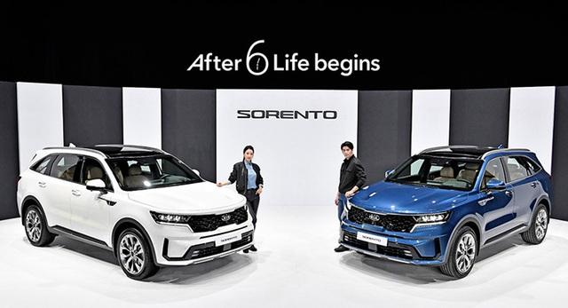 Ra mắt Kia Sorento 2020: Đẹp đúng chất xe Hàn, nhiều công nghệ, dự kiến về Việt Nam trong năm nay - Ảnh 1.