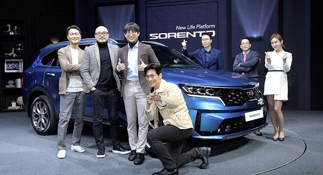 Ra mắt Kia Sorento 2020: Đẹp đúng chất xe Hàn, nhiều công nghệ, dự kiến về Việt Nam trong năm nay - Ảnh 4.