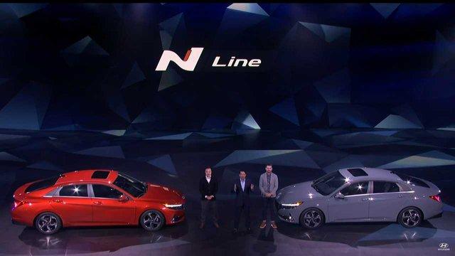 Được khen giống siêu xe, Hyundai Elantra còn sắp có phiên bản fake thể thao và hiệu suất cao - Ảnh 1.