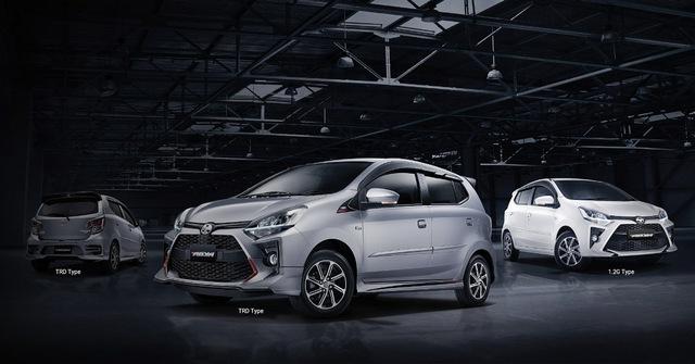Toyota Wigo 2020 trình làng với đồ chơi mới, chực chờ ngày về Việt Nam đối đầu vua doanh số Hyundai Grand i10 - Ảnh 1.