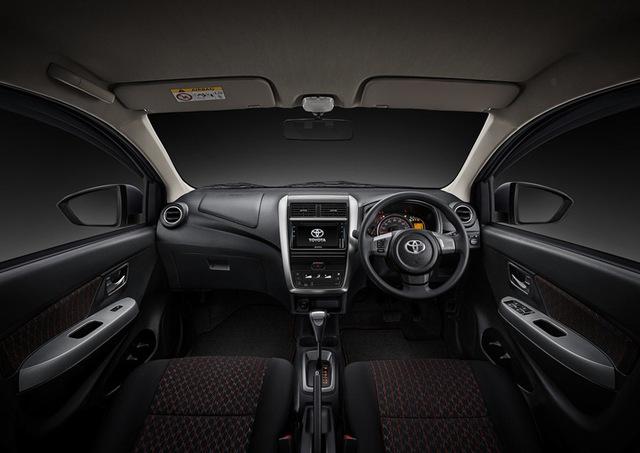 Toyota Wigo 2020 trình làng với đồ chơi mới, chực chờ ngày về Việt Nam đối đầu vua doanh số Hyundai Grand i10 - Ảnh 9.
