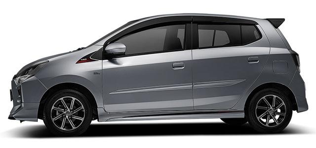 Toyota Wigo 2020 trình làng với đồ chơi mới, chực chờ ngày về Việt Nam đối đầu vua doanh số Hyundai Grand i10 - Ảnh 3.