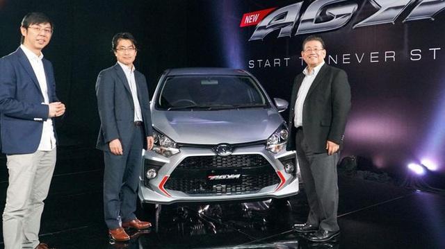 Toyota Wigo 2020 trình làng với 'đồ chơi' mới, chực chờ ngày về Việt Nam đối đầu 'vua doanh số' Hyundai Grand i10