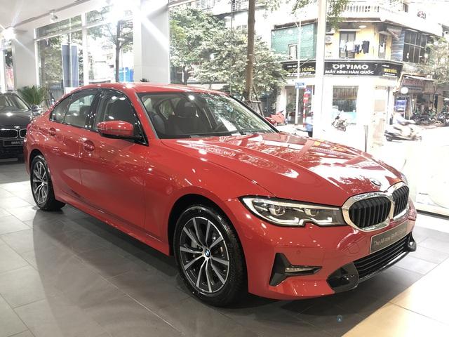 BMW 320i 2020 'giá rẻ' sắp về Việt Nam, cạnh tranh vua doanh số C-Class trong tầm giá dưới 2 tỷ đồng - Ảnh 4.