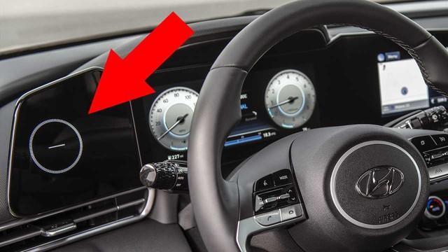 Chi tiết lạ trên Hyundai Elantra 2021 được lý giải, ai nghe cũng phải ngỡ ngàng - Ảnh 1.