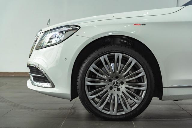 Mới chạy 19.000 km, Mercedes-Benz S 450 L độ Maybach của đại gia Việt đã xuống giá rẻ hơn 1 tỷ đồng - Ảnh 2.