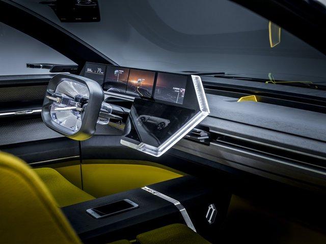 Renault Morphoz - Đẹp như Land Rover nhưng có thể biến hóa dài ra, ngắn vào mới là điều đáng chú ý - Ảnh 7.