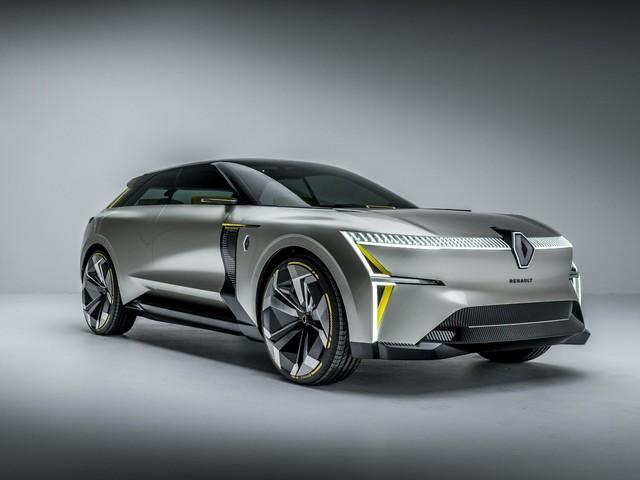 Renault Morphoz - Đẹp như Land Rover nhưng có thể biến hóa dài ra, ngắn vào mới là điều đáng chú ý - Ảnh 5.