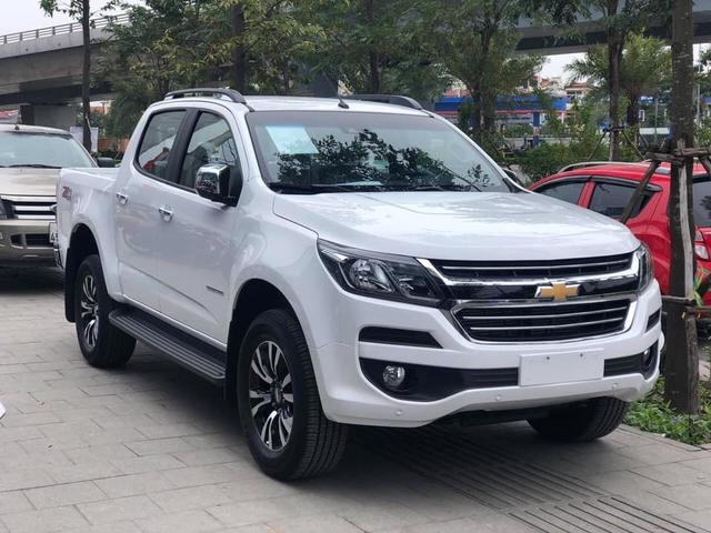 Sau Trailblazer, Chevrolet Colorado giảm giá tất tay gần 200 triệu đồng để dọn kho tại Việt Nam - Ảnh 1.