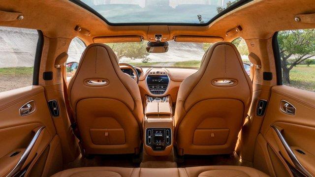 SUV sắp bán tại Việt Nam Aston Martin DBX thêm bản 7 chỗ đấu Lexus LX570, 4 chỗ đấu BMW X6 - Ảnh 3.