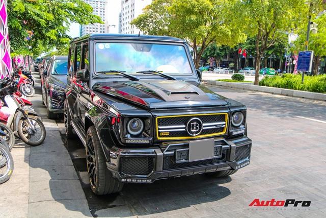 Bắt gặp siêu SUV Brabus G850 độc nhất Sài Gòn, sở hữu chi tiết tạo nên khác biệt so với chiếc duy nhất miền Bắc - Ảnh 4.