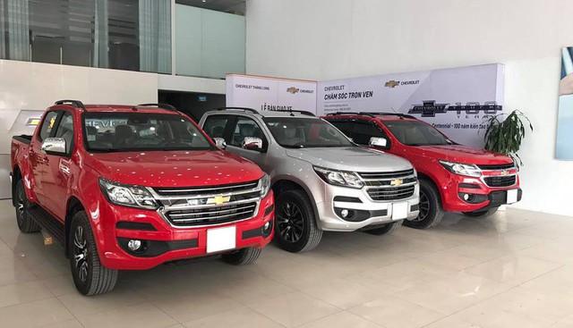 Sau Trailblazer, Chevrolet Colorado giảm giá tất tay gần 200 triệu đồng để dọn kho tại Việt Nam - Ảnh 3.