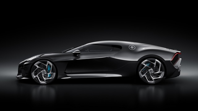 Choáng ngợp trước dàn Bugatti với toàn siêu phẩm quý hiếm trị giá hàng trăm triệu USD tụ họp - Ảnh 2.