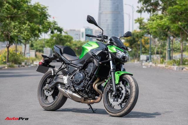 Đánh giá Kawasaki Z650: Naked bike cỡ trung đạt tiêu chí Ngon, bổ, nhưng tạm rẻ - Ảnh 3.