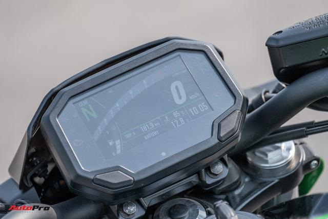 Đánh giá Kawasaki Z650: Naked bike cỡ trung đạt tiêu chí Ngon, bổ, nhưng tạm rẻ - Ảnh 5.