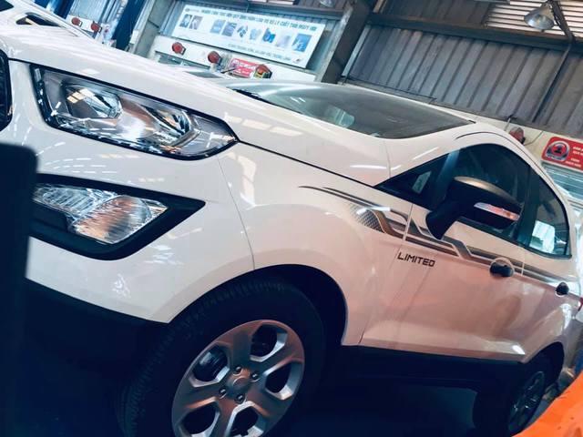 Ford EcoSport hạ giá sập sàn còn từ 430 triệu đồng, thấp hơn Kona tới 166 triệu đồng - Ảnh 1.