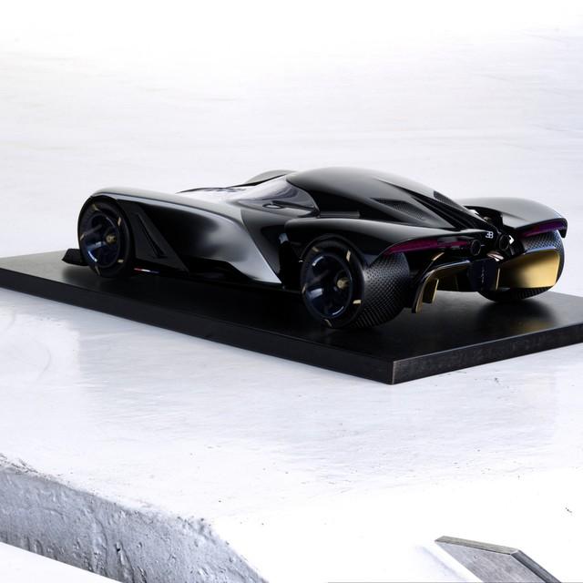 Bugatti hậu thuẫn sinh viên thiết kế siêu xe nếu ngày mai hãng không còn sản xuất nữa và nhận cái kết bất ngờ - Ảnh 5.