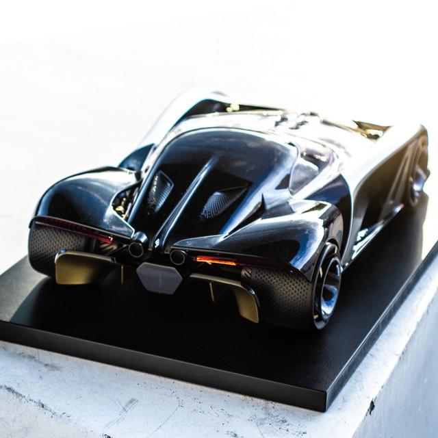 Bugatti hậu thuẫn sinh viên thiết kế siêu xe nếu ngày mai hãng không còn sản xuất nữa và nhận cái kết bất ngờ - Ảnh 4.