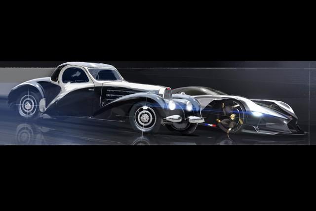 Bugatti hậu thuẫn sinh viên thiết kế siêu xe nếu ngày mai hãng không còn sản xuất nữa và nhận cái kết bất ngờ - Ảnh 6.