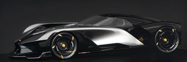 Bugatti hậu thuẫn sinh viên thiết kế siêu xe nếu ngày mai hãng không còn sản xuất nữa và nhận cái kết bất ngờ - Ảnh 1.