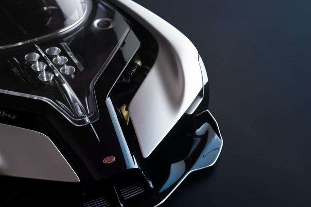 Bugatti hậu thuẫn sinh viên thiết kế siêu xe nếu ngày mai hãng không còn sản xuất nữa và nhận cái kết bất ngờ - Ảnh 3.