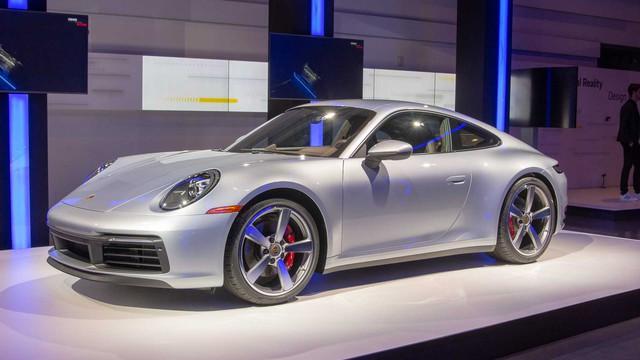 Porsche 911 640 mã lực chưa phải mạnh nhất mà còn có bản siêu mạnh sắp ra mắt - Ảnh 1.