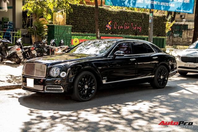Bentley Mulsanne W.O Edition hàng hiếm âm thầm về Việt Nam với nhiều trang bị độc nhất vô nhị - Ảnh 6.