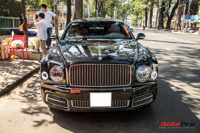Bentley Mulsanne W.O Edition hàng hiếm âm thầm về Việt Nam với nhiều trang bị độc nhất vô nhị - Ảnh 8.